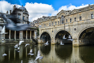 Pulteney Bridge 4 | by chriswalts