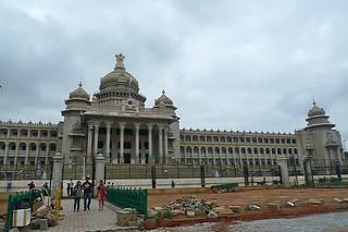 Bangalore - Vidhana Soudha State Govt building
