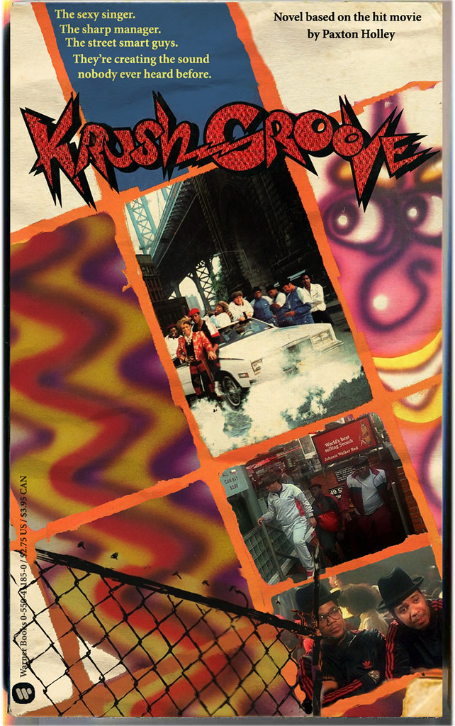 Krush Groove novelization