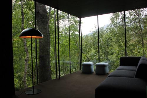 juvet landscape hotel noruega