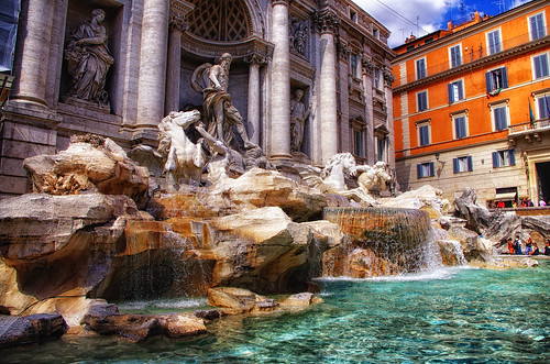 Italy Rome Di Trevi August 2012 | by Smo_Q