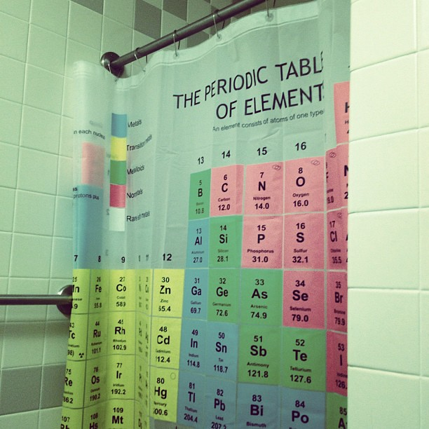 Me And Carlos New Shower Curtain Now We Can Study AtTheSameDamnTime