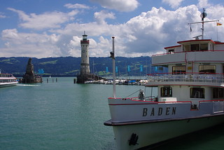 Lindau harbour (Bayern) | by armxesde