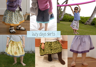 lazy days skirts | by skirt_as_top