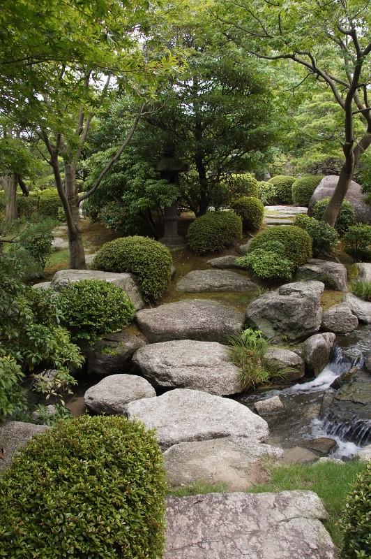 Ohori park japanese garden kosen ishikawa flickr for Japanese garden path