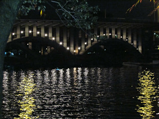 Jefferson Street Bridge lights | by debstromquist