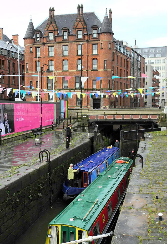 Rochdale United Kingdom  city images : Manchester, England, United Kingdom | Rochdale Canal Manch ...