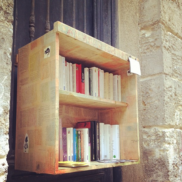 Boîte à lire