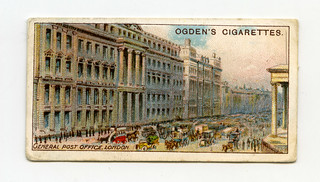 'The General Post Office.' - Ogden's Cigarette Card | by British Postal Museum & Archive