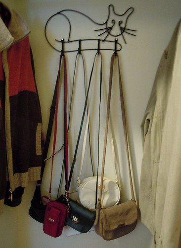 My bag rack | by ast2009