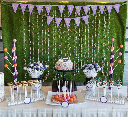 Wonka Cake Pop Display | by Sweet Lauren Cakes