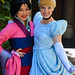 Mulan and Cinderella