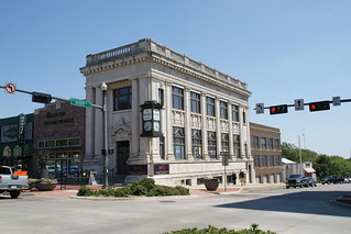 Building - Denton County National Bank | by SpeedyJR