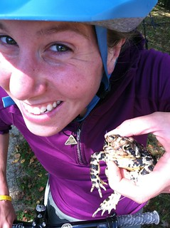 Toad on trails | by Great Glen Trails