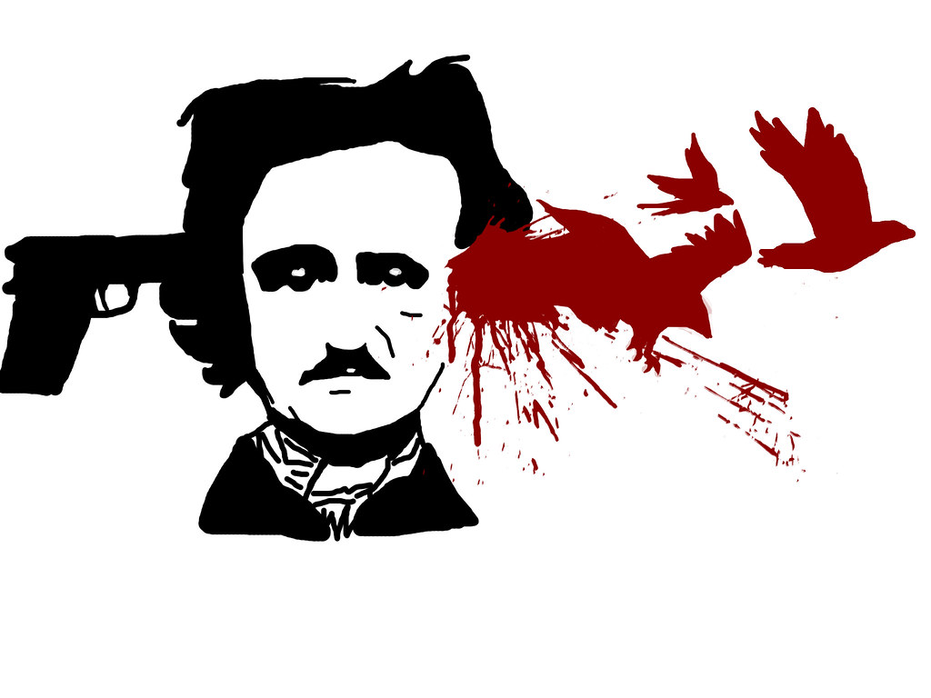 edgar allan poe the raven possible tattoo i might get  edgar allan poe the raven by miriahhayes