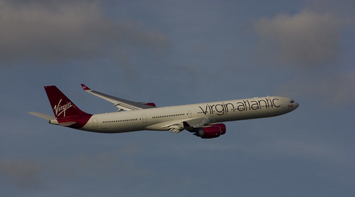 VS A340 banking | by Julian Gajewski