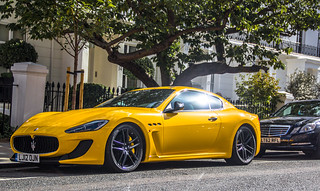 Yellow Mc stradale | by Benoit cars