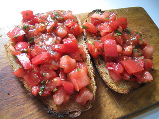 bruschetta | by boodely