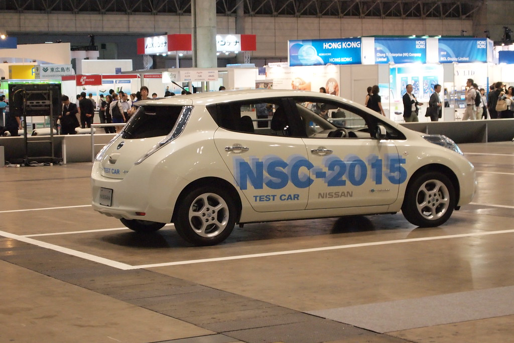 Nsc 2015 nissan motor co ltd flickr for Nissan motor co ltd
