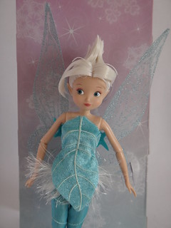 Disney Fairies Periwinkle 10'' Doll - First Look - Deboxing - Attached to Backing - Midrange Front View | by drj1828