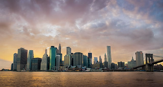 Golden September in New York City | by Josh Liba