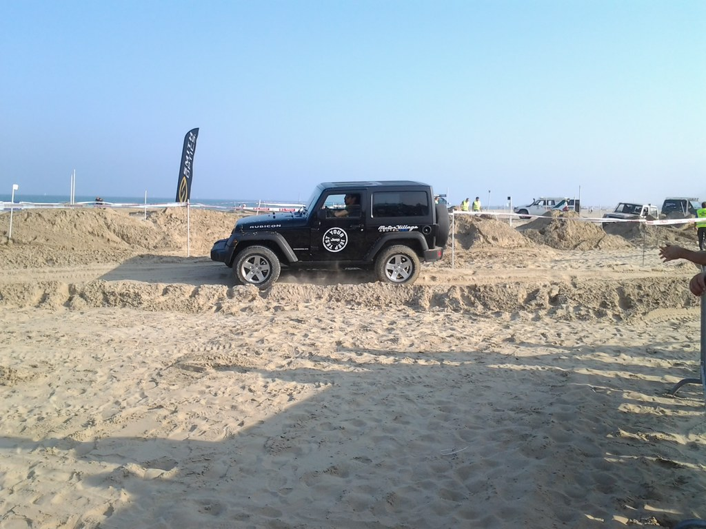 jeep e motor village rimini insieme al 2 sand adventure flickr. Black Bedroom Furniture Sets. Home Design Ideas