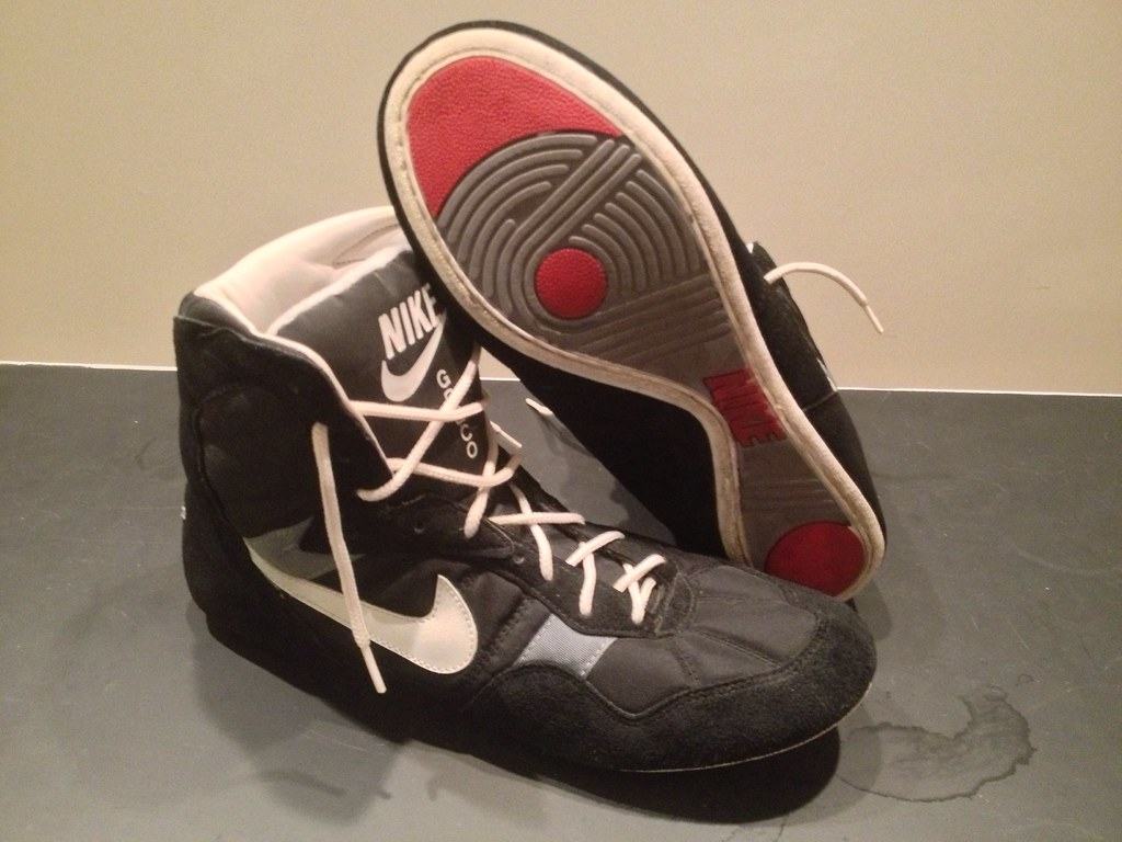 Nike Greco Supreme Wrestling Shoes Size