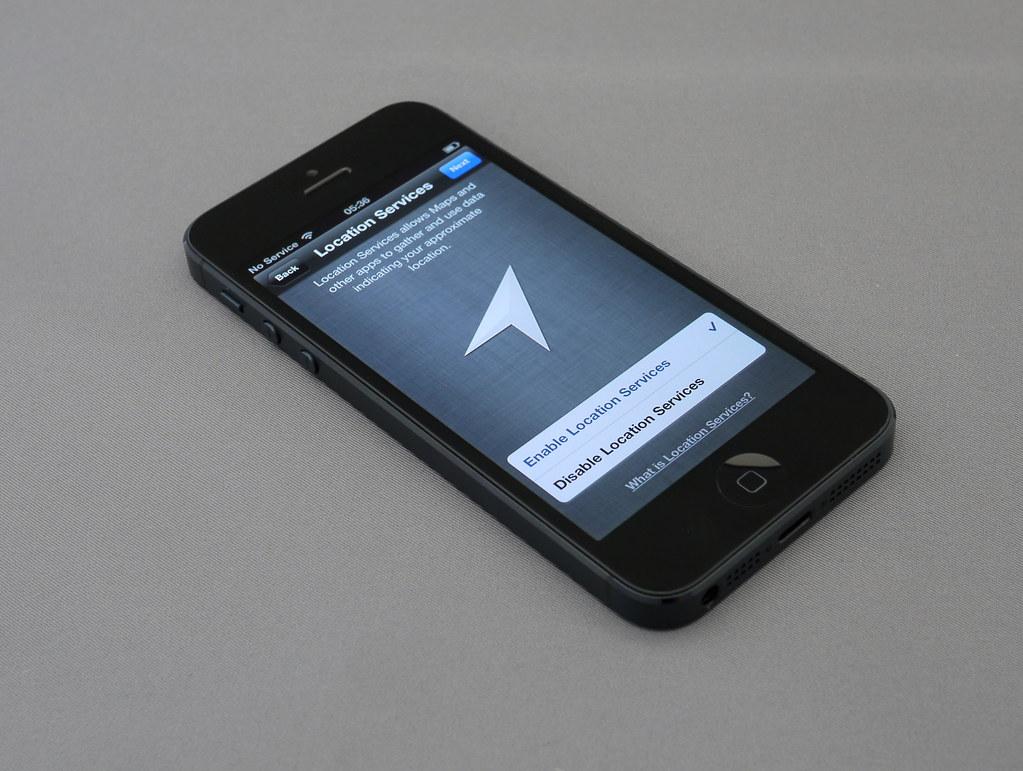 iphone 5 unboxing 10 10 12 brett jordan flickr. Black Bedroom Furniture Sets. Home Design Ideas