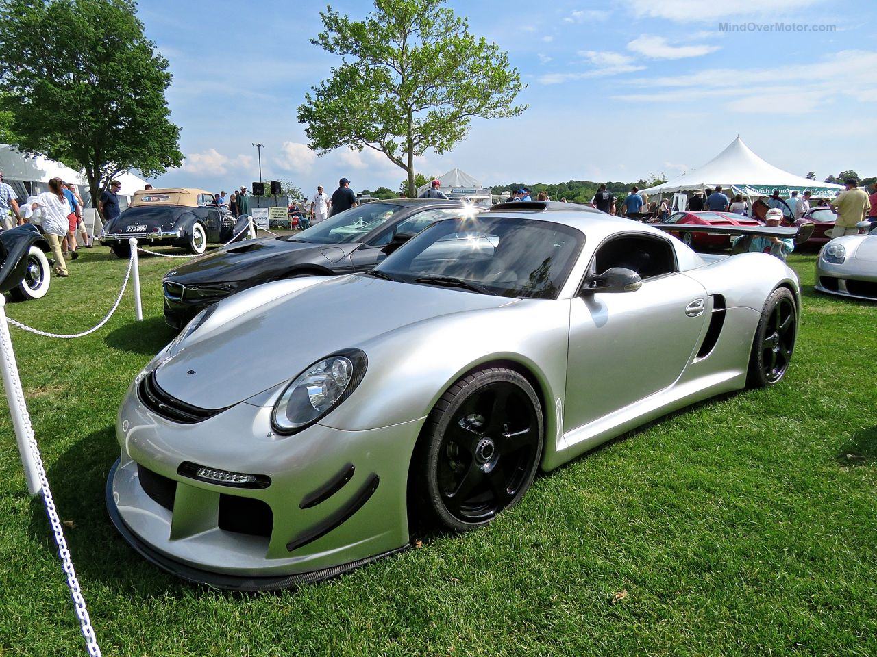 RUF CTR3 Greenwich Concours 1