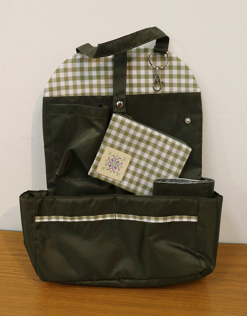 フェリシモ リュック 整理 整とん リュック インナーポケット リュックライフ リュックインナーポケット バッグインバッグ