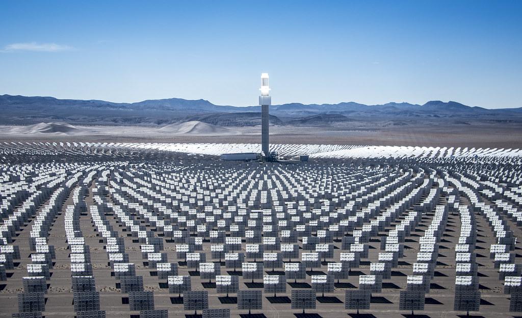 [Из песочницы] Cолнце и ветер стали самыми дешевыми источниками энергии