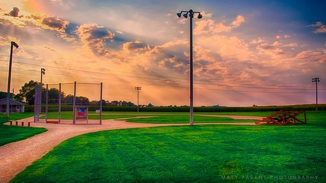 Field of Dreams Movie Site - Dyersville, Iowa