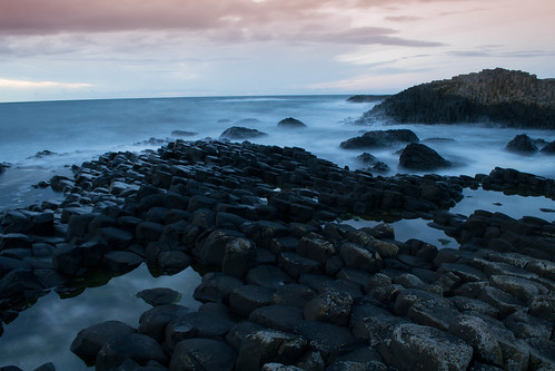 Giants Causeway Night | by Steviemac49