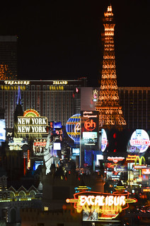 Las Vegas Strip At Night - 2 | by Keith Watson Photography