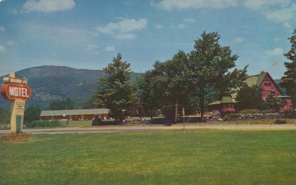 Shelburne Inn Motel - Shelburne, New Hampshire