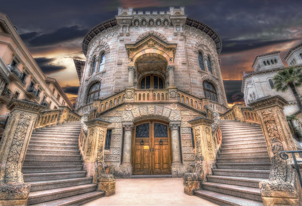 Palais de Justice ~ Monaco ~   christian teillas   Flickr Ante