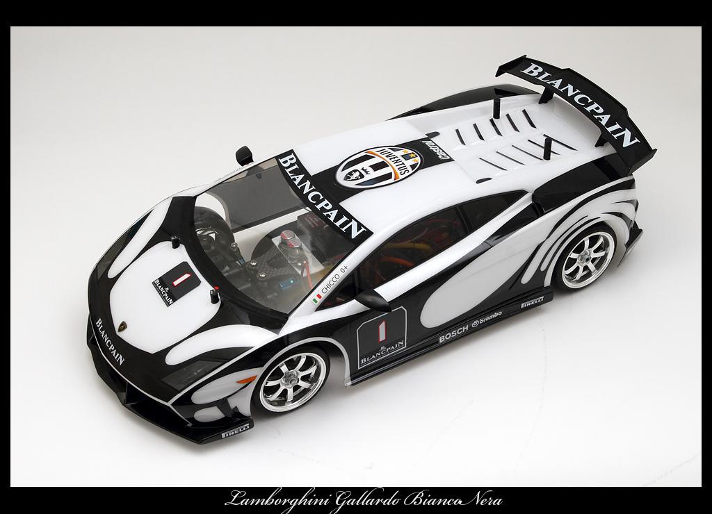 Lamborghini Gallardo Lp Bianconera Wip Rc Drift