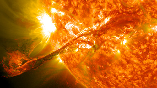 Magnificent CME Erupts on the Sun - August 31 | by NASA Goddard Photo and Video