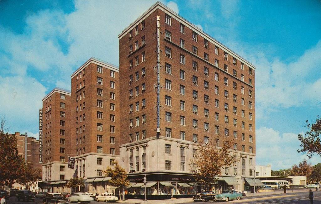 Manger Annapolis Hotel - Washington, D.C.