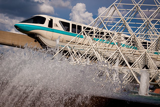 EPCOT Center - Monorail Monday | by Cory Disbrow