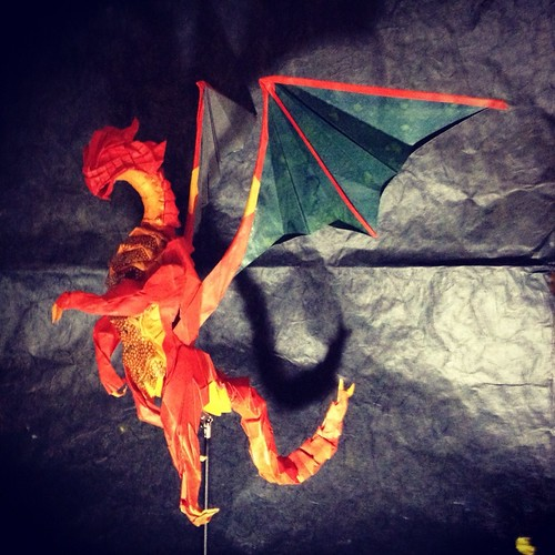 Smaug the Golden | by Joseph Wu Origami
