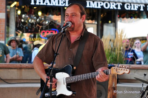 2012-08-12 Great American Taxi at Bohemian Nights at New West Fest Fort Collins, CO | by Dan Shinneman