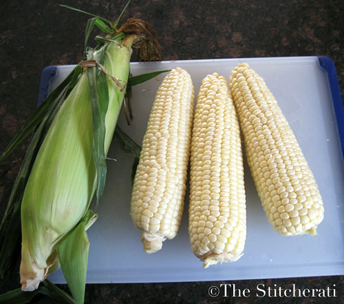corn | by thestitcherati