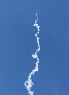 ARLISS - XPRS: Rocket Trail | by Wolfram Burner