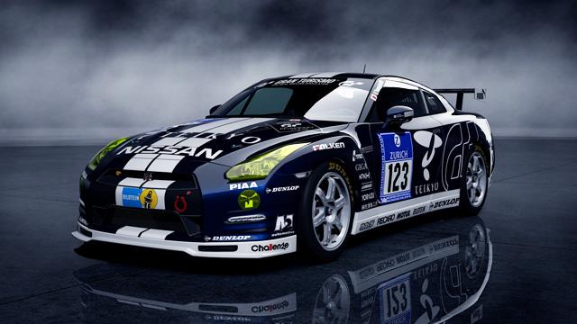 Gran Turismo 5 Dlc Nissan Gt R N24 Gt Academy 12 Flickr