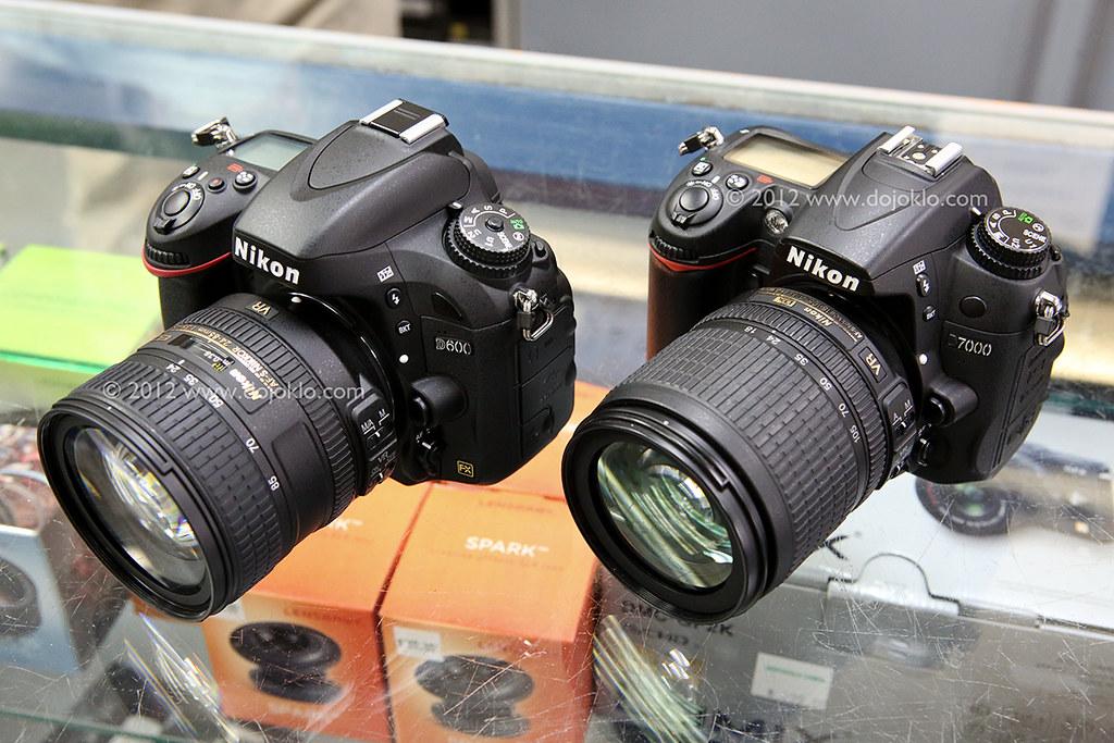 Nikon D600 vs D7000 - 01 | Image of Nikon D600 full frame dS… | Flickr