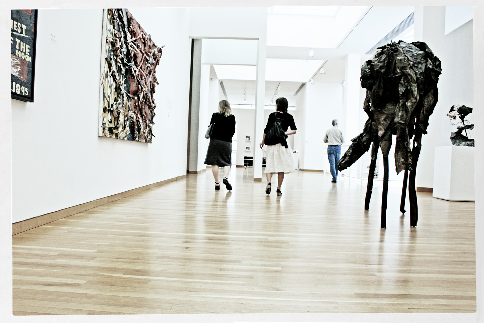 Art Appreciators at the High Museum