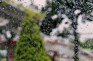 Water Drops on Windshield | by Khaled100