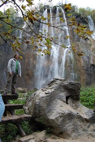Gran catarata de Plitvice