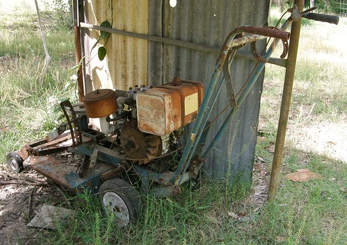 how to make a slasher mower